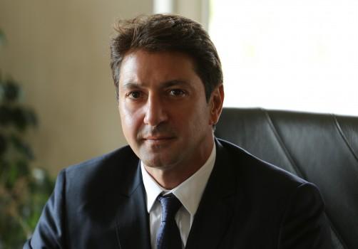 Ahmet Buyukhanli CEO Opus Land Residential Development