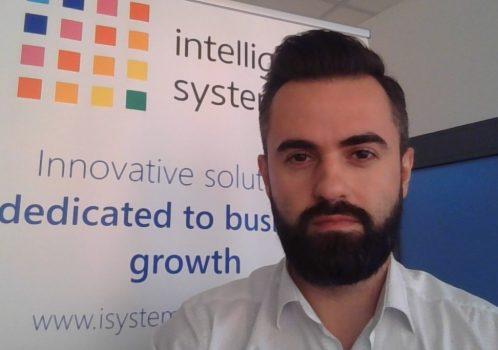 Alexandru Dorobanțu - Director general Intelligent Systems România[1]