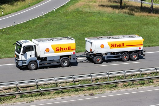 Shell Commercial Road Transport