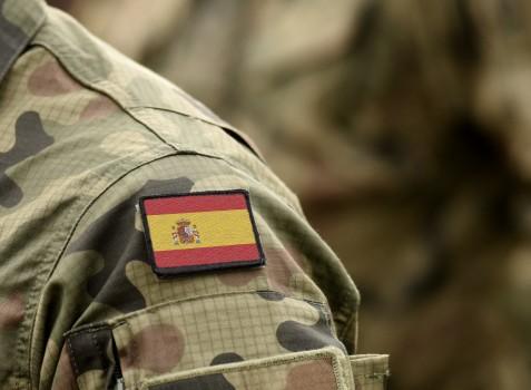 armata spania shutterstock_1536642386