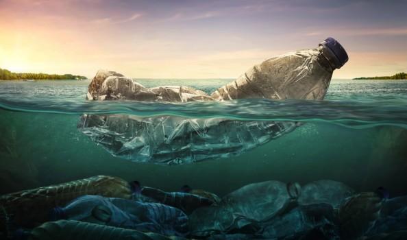 reciclare plastic in ocean