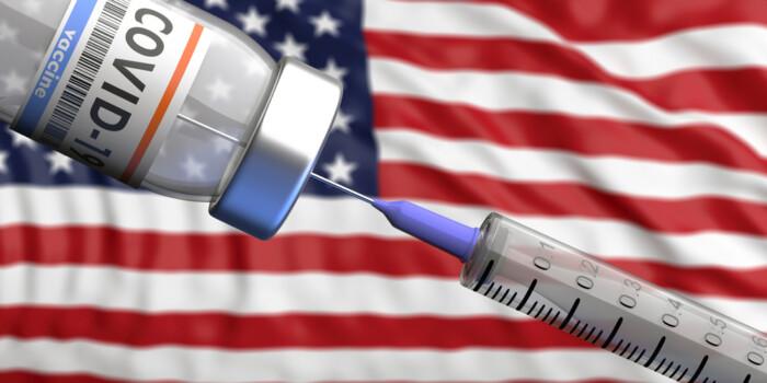 vaccinare SUA covid