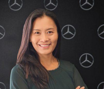 Amanda Zhang - CEO Mercedes-Benz Romania