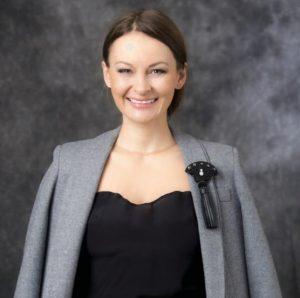 Sinan Geylani, Founder & Architect Virtual i Technologies Nina Bratfalean, CEO virtual i Technologies
