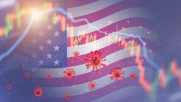 Coronavirus impact criza economica SUA
