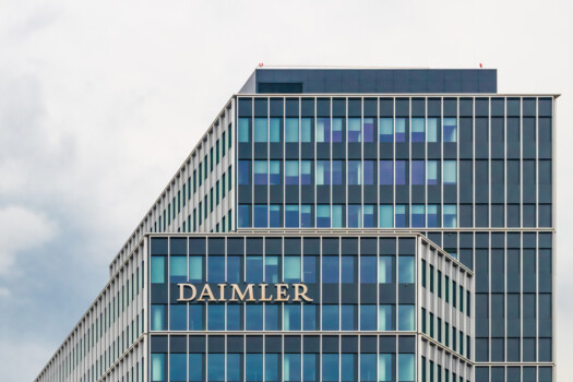 Daimler auto Germania