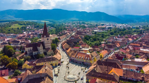 Cisnadie,City,,Sibiu,County