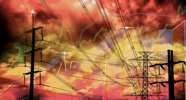 Energie bursa