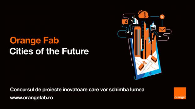 Orange Fab - Cities of the future