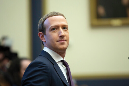 US House Financial Services Committee hearing on Facebook's new Cryptocurrency, Washington DC, USA - 23 Oct 2019