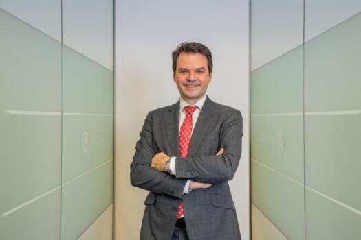 Didier Balcaen, CEO Speedwell