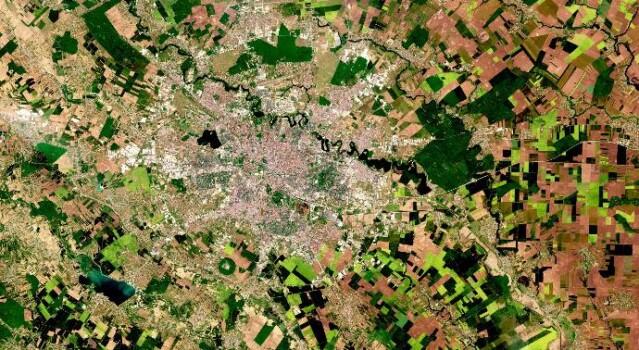 Bucuresti satelit