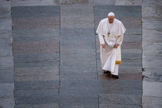 Francesco - Credit Photographic Service L'Osservatore Romano