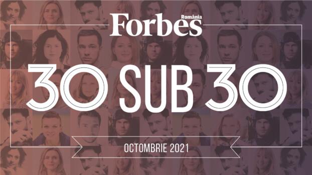 WEB_Forbes_30 sub 30 Gala_2021_16_9 simplu