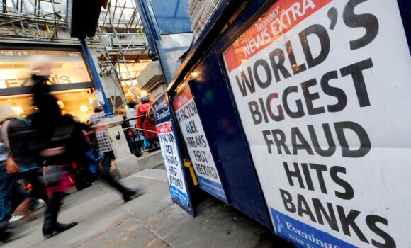 Banking fraud in New York