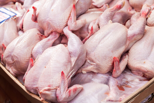 Poultry,Meat,Ready,For,Sale,At,The,Farmers,Market