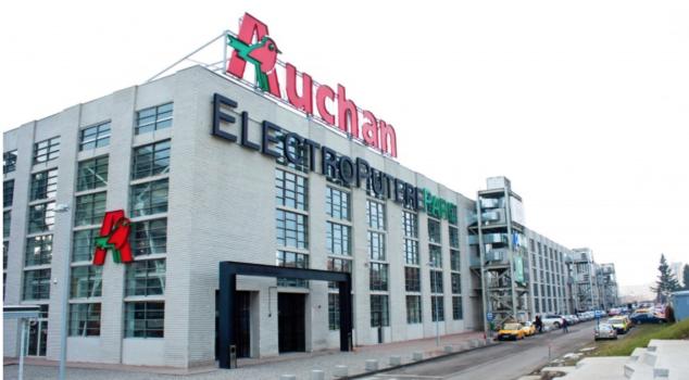 Electroputere Mall