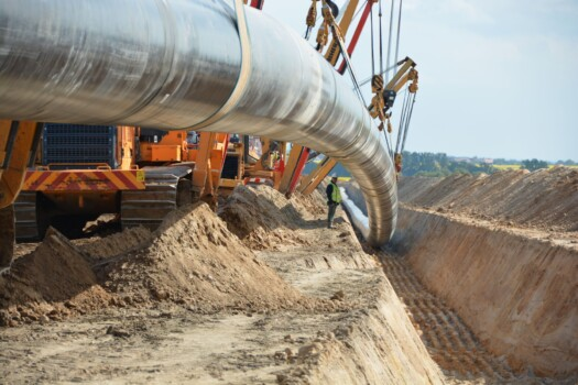 Germany Nord Stream Gas Pipeline