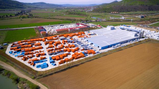 Parc industrial TeraPlast