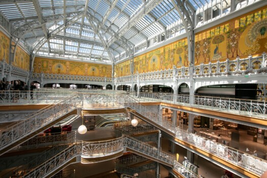 PARIS: La Samaritaine, reopening of the emblematic building after 16 years of closure