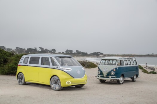 Decision to manufacture an electric VW Microbus based on the ico