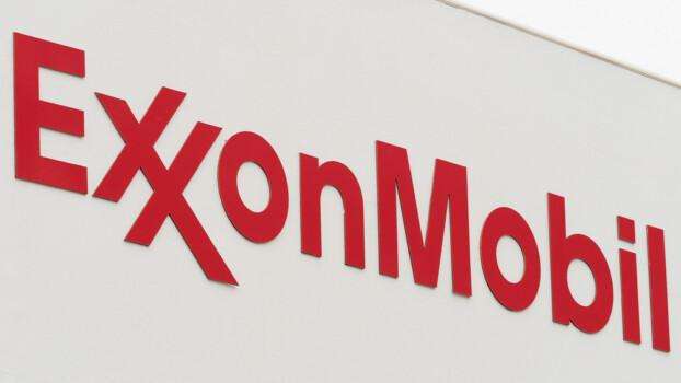 Doha,,Qatar,-,January,9,,2020:,Sign,Of,The,Exxon