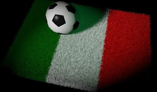 italia fotbal