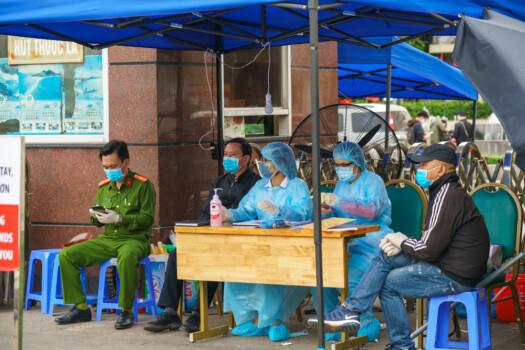 Hanoi,,Vietnam,-,Mar,31,,2020:,Control,Activities,At,Main
