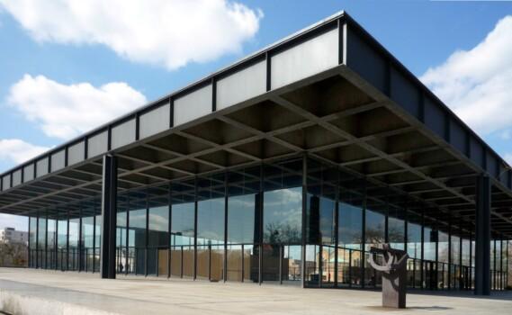 Noua Galerie Nationala din Berlin