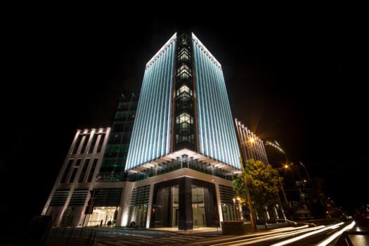 Tiriac Tower