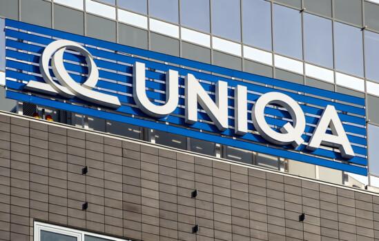 Bucharest,,Romania,-,January,21,,2021:,A,Logo,Of,Uniqa