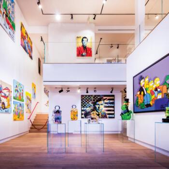 Aspen gallery interior 2