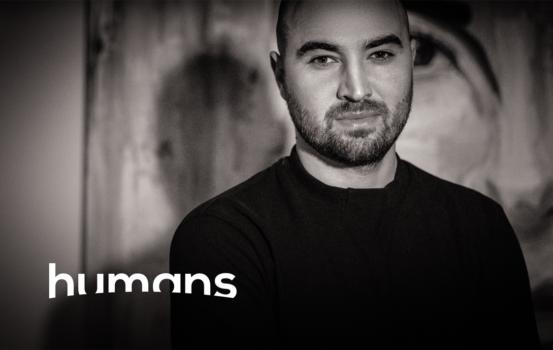 Sabin Dima - Logo Humans