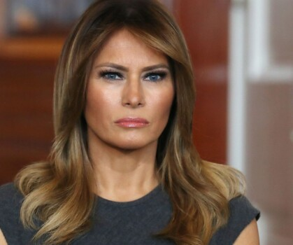1_First-Lady-Melania-Trump-Meets-With-Teens-To-Discuss-Youth-Vaping