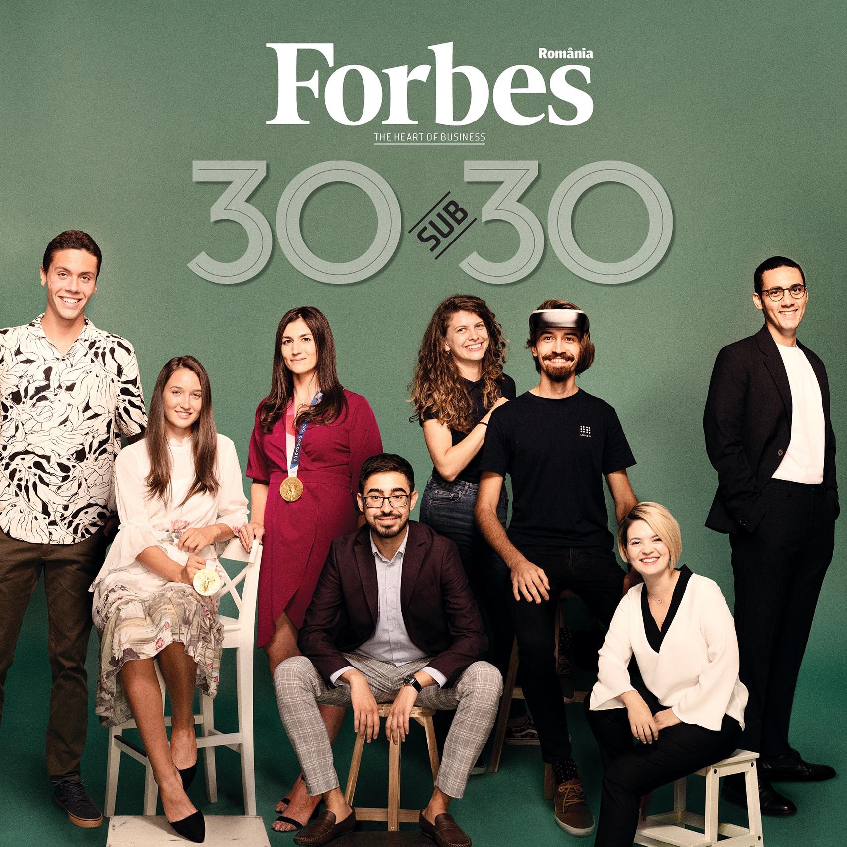 Nr. 231 - Forbes 30 sub 30